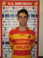 Vincenzi Mattia, difensore, è giallorosso