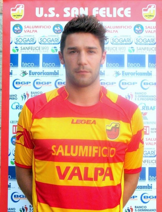 Matteo Bulgarelli Difensore - 1982