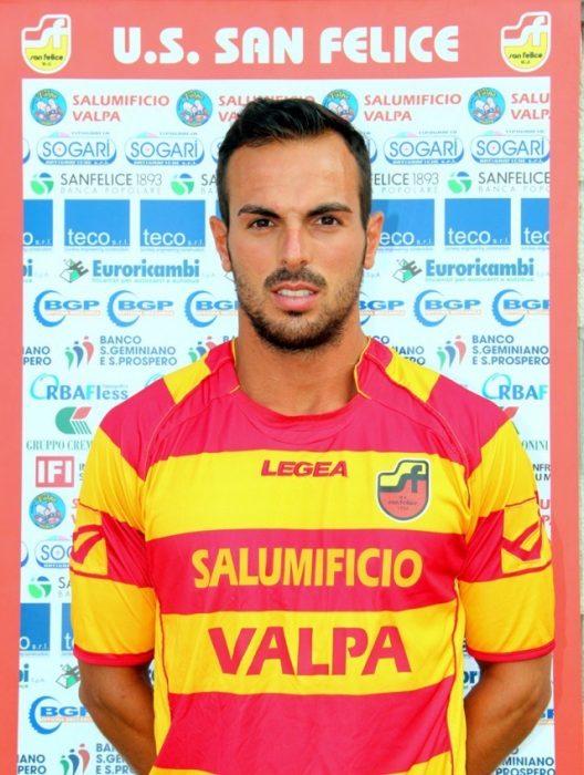 Stefano Ficarelli Difensore - 1990