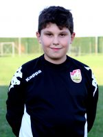 Davide Polastri centrocampista - 2004